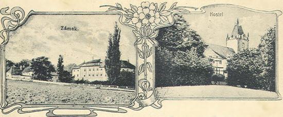 Budišov 1908