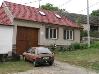 Ratišovice - dům č. 9, dům mých prapředků rodu Rožnovských